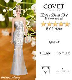 Baby's Breath Ball @covetfashion  #covetfashion #formal