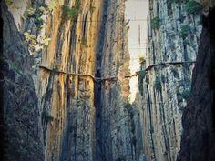 Caminito del Rey - El Chorro, Andalucia, Espana