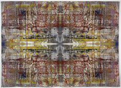 In 2009, Gerhard Richter created four tapestries.