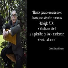 Frase Celebre De Gabriel Garcia Marquez