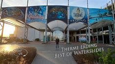 Therme Erding Best of Waterslides 360° VR POV Onride Vr