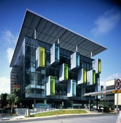 Bishan Public Library, Singapore (there are more libraries in a post)