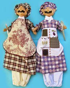 Mimin Dolls: Que cozinheiros puxa-sacos heimm...