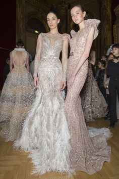 """velvetrunway:  """" Ziad Nakad Couture S.S 2017  Posted by x  """""""