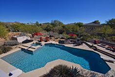 29143 N 68th Way Scottsdale AZ 85266 Home for Sale | View of Pool Area