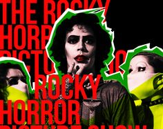 The Rocky Horror Picture Show Design by Daniel Marcone