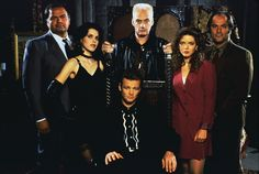 "Forever Knight - I loved this show! Sophisticated, witty and sexy; it was the best vampire show ever -  all the new vampire ones are just ""greasy kid stuff""!"
