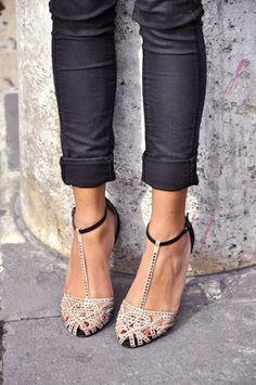 Mejores 60 imágenes de zapatos en Pinterest  925437c67e0