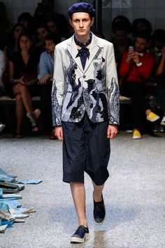 Happy Shark Week! Celebrate With 14 Seafaring Looks From the Men's Shows - Gallery - Style.com