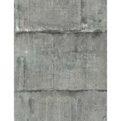 Andrew Martin Atlantis Industrial 33' x 27'' Trompe l'oeil Wallpaper - Walmart.com
