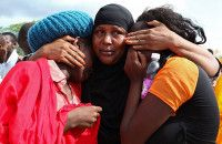 UNIVERSITY VICTIMS GIVE HARROWING DETAILS OF AL-SHABAB ATTACK - A day after Somali-grown terrorist group al-Shabab stormed northeastern Kenya's Garissa University and shot indiscriminately at students, security, and staff, the death toll and injuries have been tallied with grief and anxiety still palpable in the air, according to the BBC.