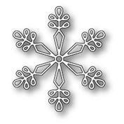 Memory Box - New Castle Snowflake