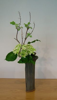 ikebana 025_1 by woodcut55, via Flickr