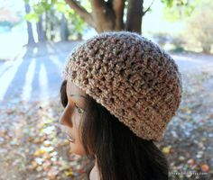 Becca Beanie  Eco Friendly Warm Winter Hat by Threadmill on Etsy, $26.00