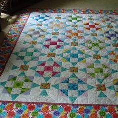 Calypso Quilt downloadable pattern