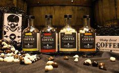 Whiskey Barrel Coffee | MACHO