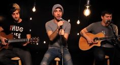 All Time Low's 'Buzzworthy Live' Acoustic Performance Of 'For Baltimore'