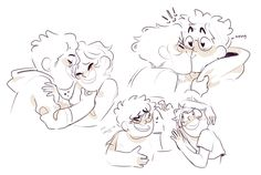 some doodles bfore i sleep