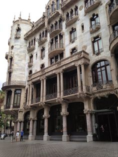 The stunning Hotel Casa Fuster Barcelona. The perfect luxury hotel for a romantic getaway, in walking distance of all the sights of Barcelona, Casa Fuster has a stunning room top pool, restaurant and bar looking down Las Ramblas, which is only a 15 minute walk away.