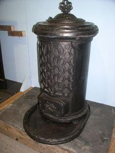vintage  stoves | antique stoves – - Just Cast Iron Stoves Old Stove, Stove Oven, Antique Wood Stove, How To Antique Wood, Outside Wood Stove, Soapstone Stove, French Stove, Stove Heater, Cast Iron Stove
