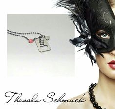 Kette i give you my , zu finden auf Facebook Thasalu Schmuck   https://m.facebook.com/Thasalu-Schmuck-Chunks-Co-295839107195113/