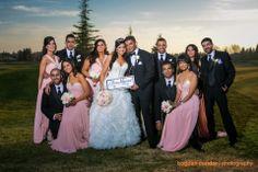 Brookside Country Club Stockton Wedding  Wedding Photography