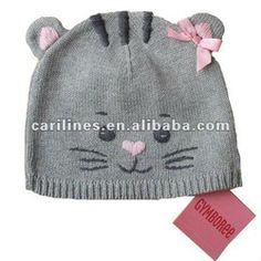 Cute Animal Hats, 100% cotton, Hand Made