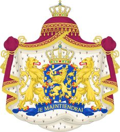 File:Royal coat of arms of the Netherlands.svg