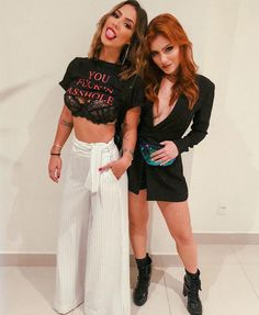 Festival Looks, Rock In Rio, Feminine Style, Cami, Cool Outfits, Casual, Clothes, Black, Fashion