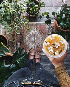 We're basically all house plants with more complicated emotions, so don't forget to soak up some sunshine today and drink plenty of coffee…