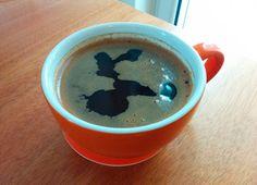 Ο καφές τάρανδος. Ο Ρούντολφ..;