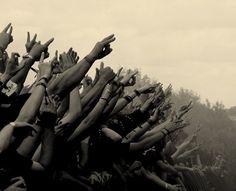 a revolutionary crowd