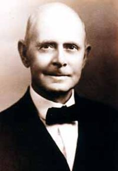 William Pierson, then a Texas Supreme Court Justice, was murdered along with his wife by their son, Howard, in one of the most publicized killings in Austin's history.  (Austin History Center C09055)