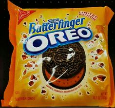 Weird Oreo Flavors, Cookie Flavors, Oreos, Cute Food, Yummy Food, Tasty, Sonic Cake, Snack Recipes, Snacks