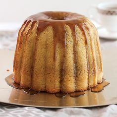 This try Rum Soaked Pound Cake at your next holiday gathering. Here is a simple recipe for Caribbean rum cake. Rum Soaked Cake, Rum Cake, Cake Recipes, Dessert Recipes, Delicious Desserts, Rum Recipes, Louisiana Recipes, Creole Recipes, Cake