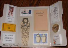 A. Egypt lapbook
