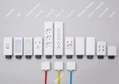 Youmo smart power strip - just simplify your electronic stuff