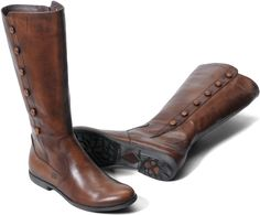oh these are the perfect brown boot