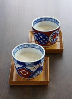 Japanese Low-Alcohol Sweet and Hot Rice Drink | Amazake 甘酒