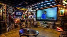 Man Caves Bert The Conqueror : Home reserved page of best collection about man cave ideas