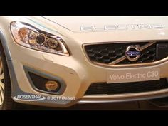 ▶ Volvo Electric C30 Show & Tell - YouTube