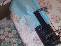 Work the pleats slowly and carefuly down the threads . Then continue rolling the fabric through a little at a time. Check both sides of th. Smocking Baby, Smocking Patterns, Smocking Tutorial, Stitch Book, Iris Flowers, Heirloom Sewing, Fabric Manipulation, Cool Gifts, Needlework