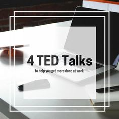 Want any tips to be more productive at work? Watch . 1 Shawn Achor: The happy secret to better work. 2 David Pogue: 10 Top Time-Saving Tech Tips. 3 David Grady: How to save the world from bad meetings. 4 Paolo Cardini: Forget multitasking try Mono-tasking. . . . . . . . . . . #happytuesday #jwbainc #tedtalks #workefficiently #work #success