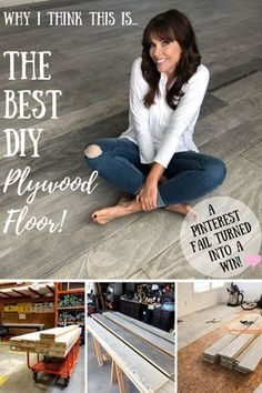 plywood flooring The Best DIY Plywood Floor Plywood Plank Flooring, Painted Plywood Floors, Diy Wood Floors, Diy Flooring, Cheap Flooring Ideas Diy, Painting Plywood, Diy Kitchen Flooring, Cheap Wood Flooring, Pallet Floors