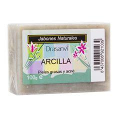 Jabón de arcilla – Para las pieles grasas y con acné - Ecobelleza, cosmética ecológica certificada