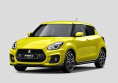 Dögös az új Suzuki Swift Sport