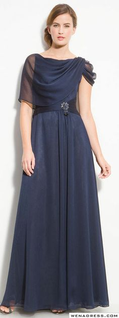 """Dark blue perfection for a midnight date?!"""""""