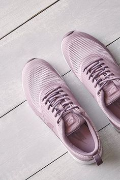 Nike - Baskets Air Max Thea mauve