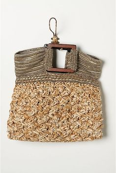 Plaza Handbag, cool material