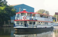 Clinton Riverboat Cruises!  The kids and families love this outing!!!